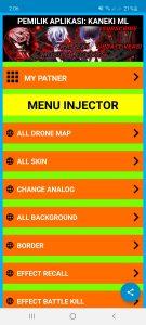 kaneki ML Injector Apk Download (100% Working) 1
