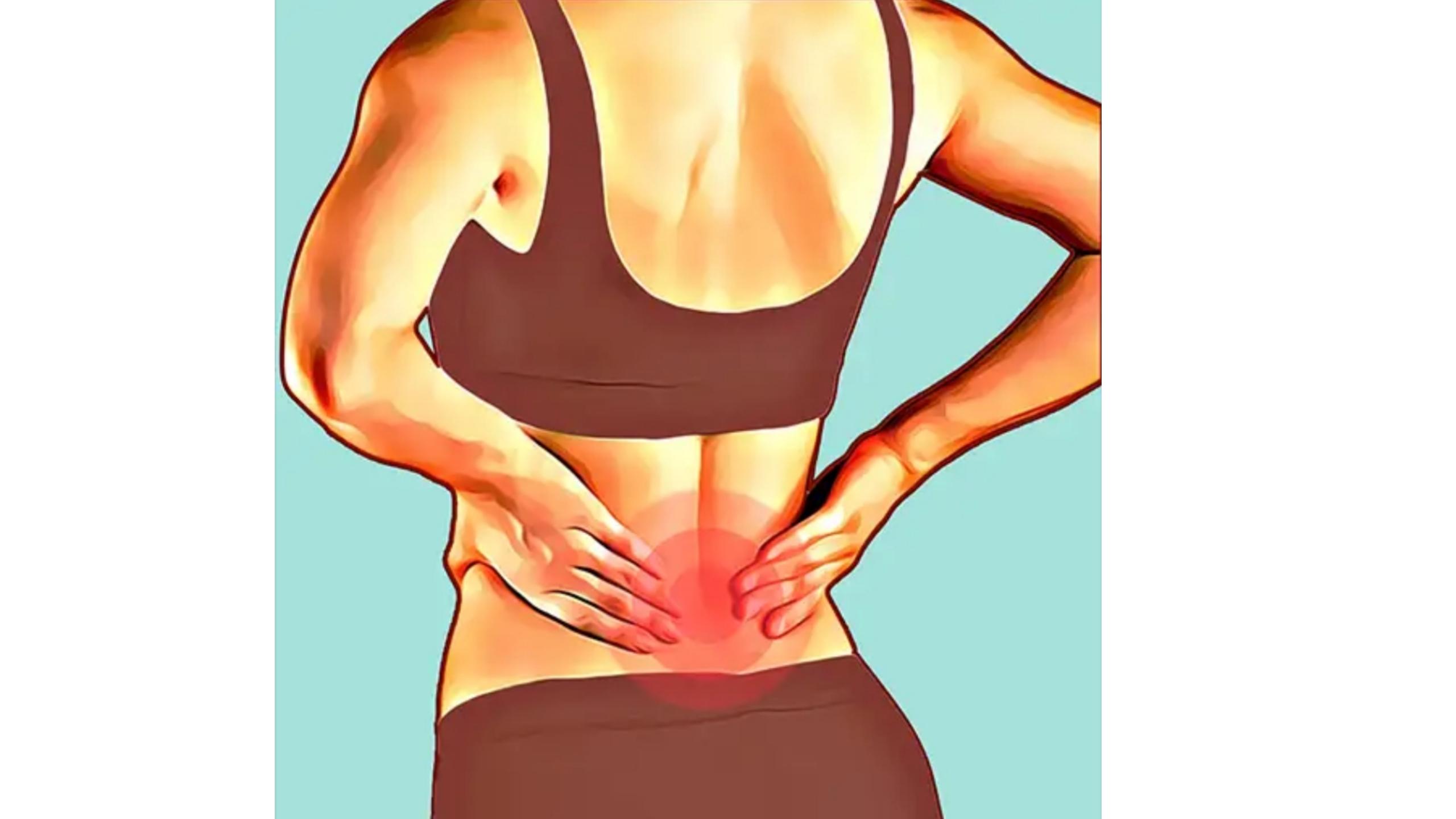 доровая спина и прямая осанка Тренировка спины APK